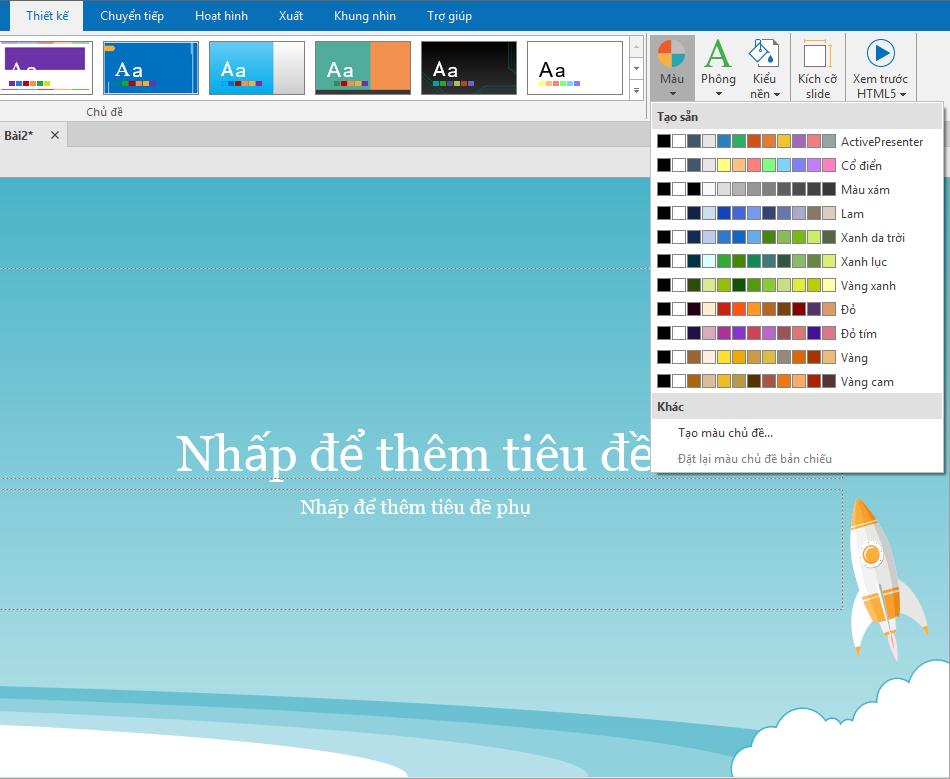 Lỗi thiết kế 4: Lựa chọn màu sắc không phù hợp