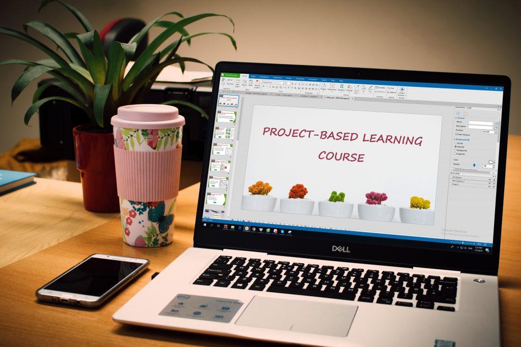 Học tập qua dự án là phương pháp dạy học lấy học sinh làm trung tâm