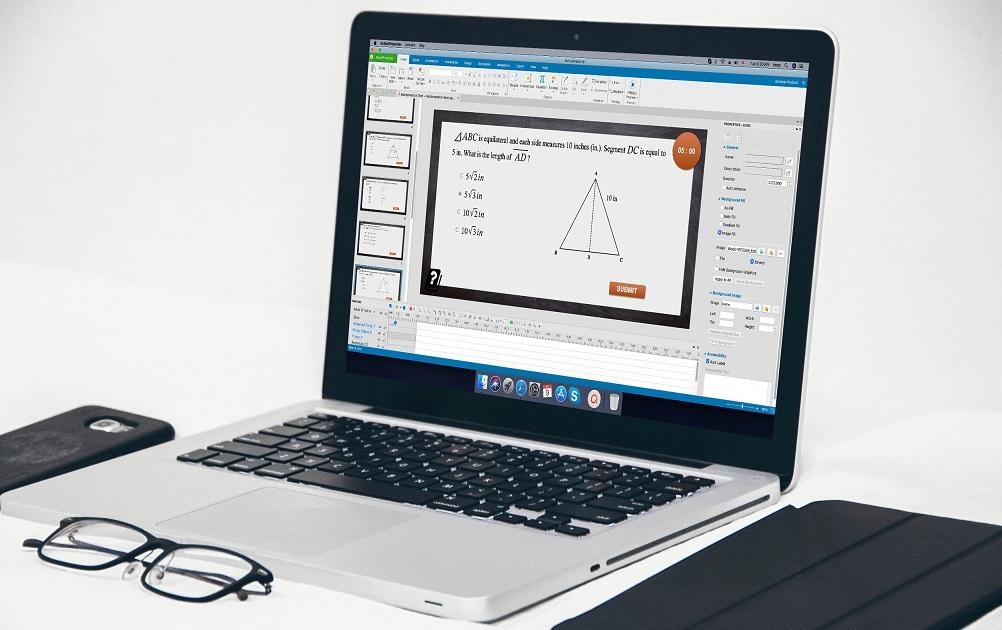 thiết kế phương trình trong ActivePresenter