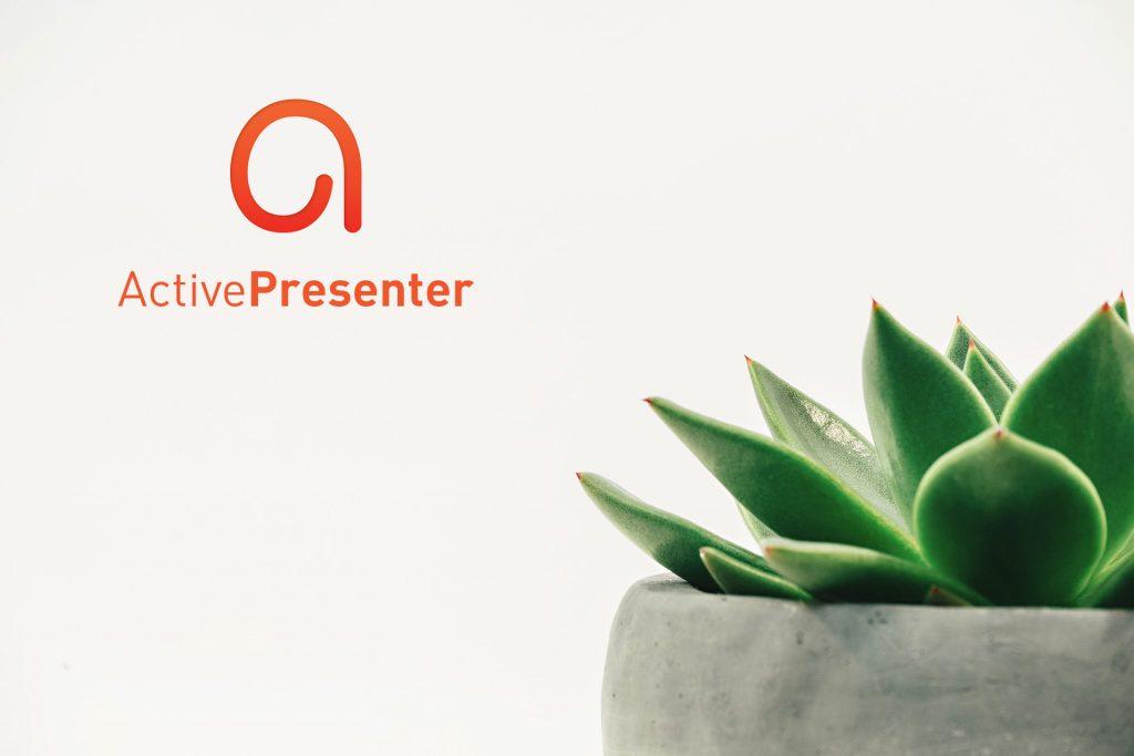 Phần mềm ActivePresneter