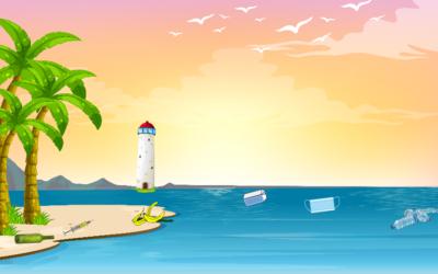 Cách Thiết Kế Trò Chơi Giải Cứu Bãi Biển Bằng Phần Mềm ActivePresenter 8