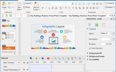 Chuyển Đổi PowerPoint Thành Video Bằng Phần Mềm ActivePresenter 8