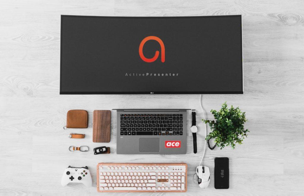 ActivePresenter-phần mềm quay màn hình máy tính chuyên nghiệp