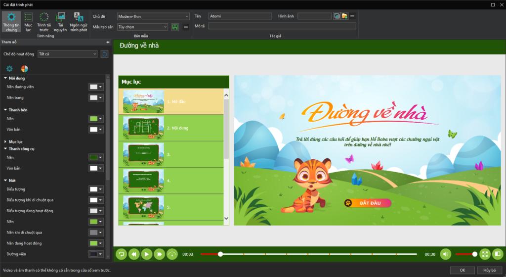 Sử dụng hợp lý màu sắc trong thiết kế e-Learning